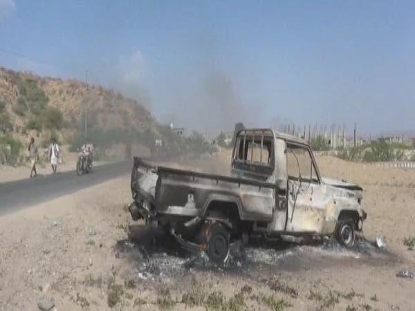 اليمن.. مقتل 61 من ميليشيات الحوثي والمخلوع صالح في تعز