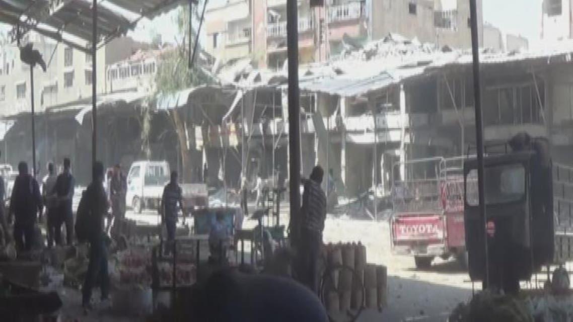 THUMBNAIL_ أكثر من 100 قتيل و300 جريح بمجزرة الأسد في دوما