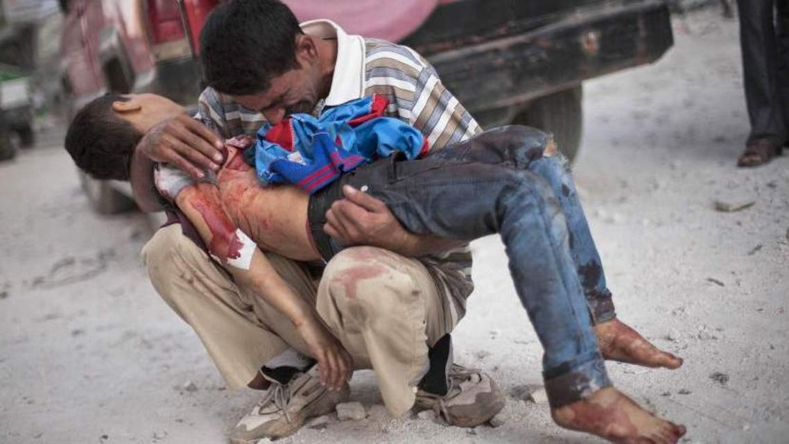 syria (AP)