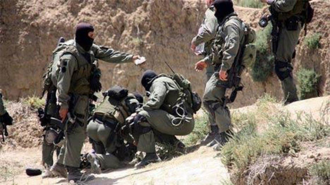 تونس جيش إرهاب