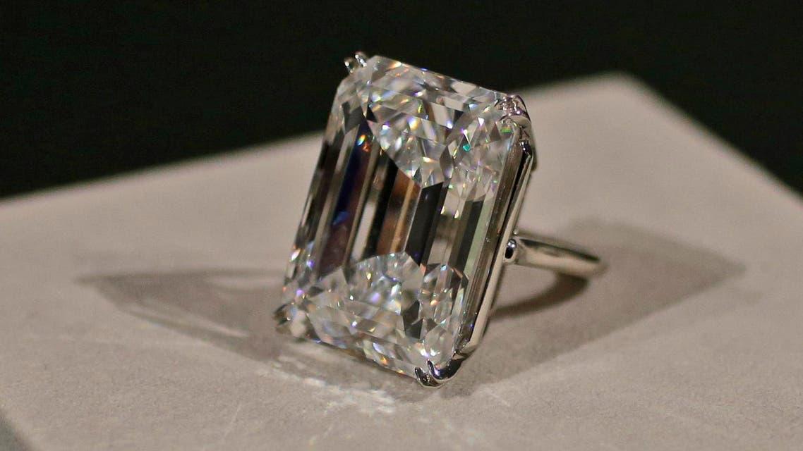 100 carat diamond AP