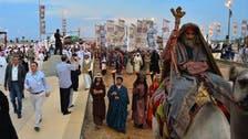 Saudi bazaar gives peep into pre-Islamic Arabia