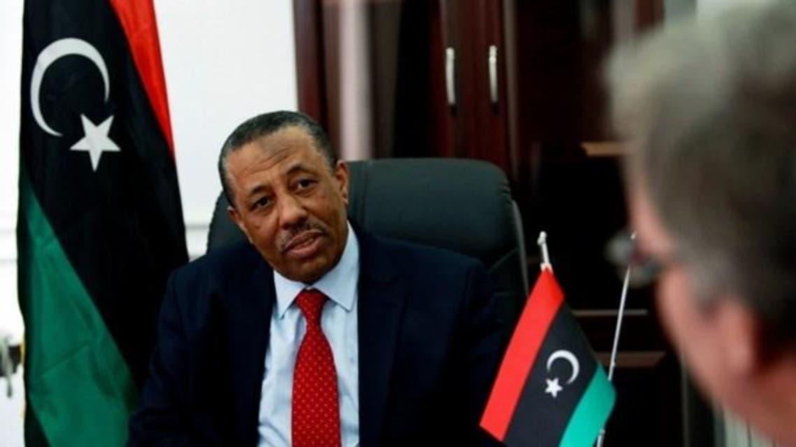 Abdullah al-Thani  - Reuters