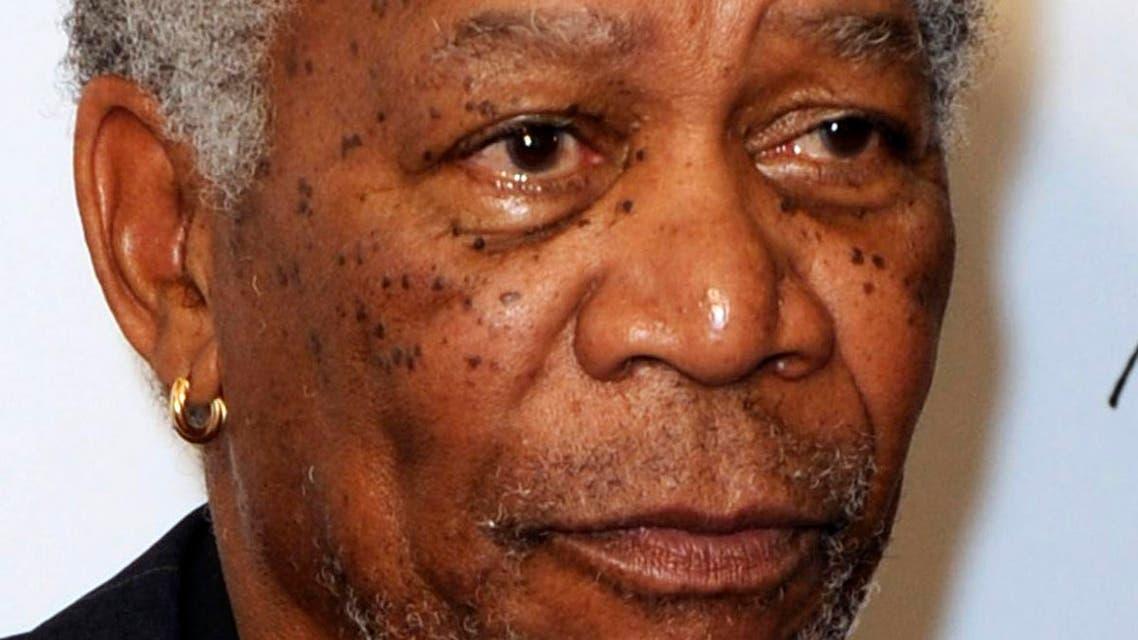 "Morgan Freeman arrives at the ""Mandela Day"" awareness event in Beverly Hills, Calif. Freeman's attorney said Friday, June 12, 2009. (AP)"