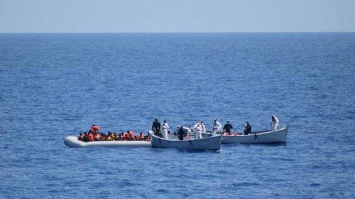 مهاجرون إيطاليا