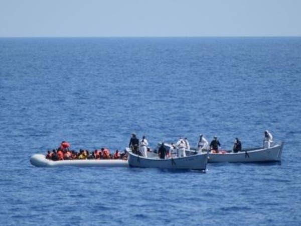 إيطاليا تنقذ 246 لاجئاً قادمين من سواحل ليبيا