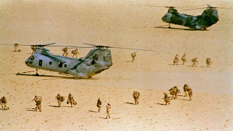 analysis of the gulf war The 1991 gulf war saw only 100 hours of ground fighting as us forces entered kuwait to end the iraqi occupation, but echoes of that conflict have lingered.