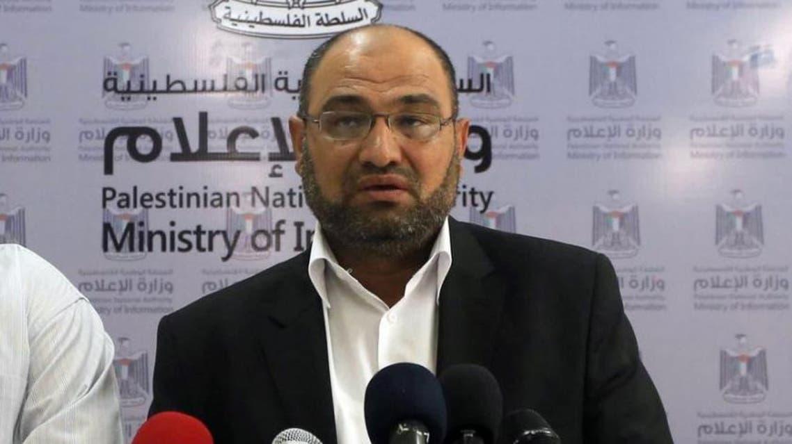 حسن الصيفي وكيل وزارة الأوقاف في غزة