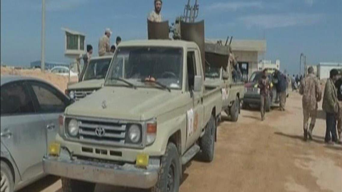 THUMBNAIL_ إحباط محاولة داعش اقتحام حي الصابري في بنغازي