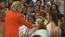 'Will you be paid as much as a man?' young girl asks Hillary Clinton