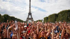 French charity offers Eiffel Tower fun to impoverished kids