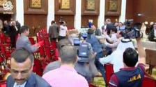 Conference on liberating Iraq's Anbar ends in brawl