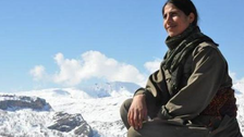 Picture of naked, bloodied 'PKK female militant' sparks online rage