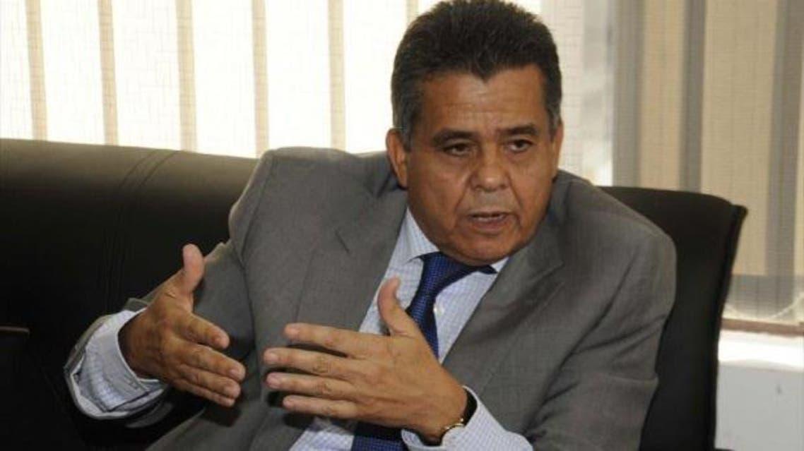 محمد الدايري وزير الخارجية الليبي