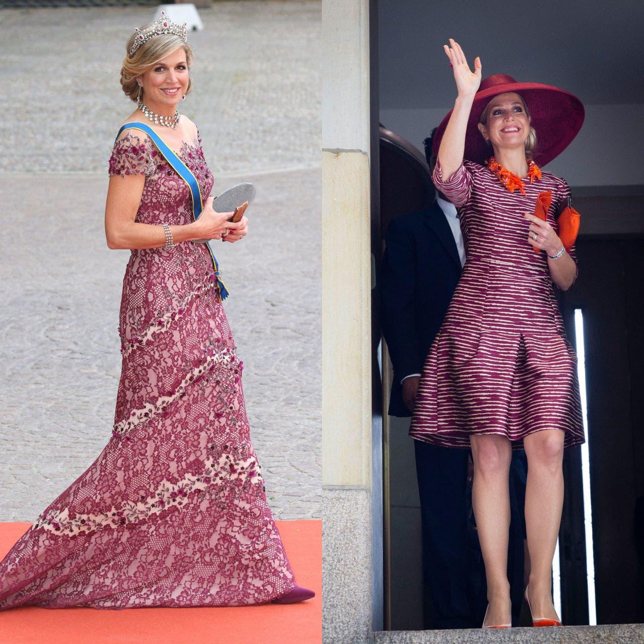 مكسيما ملكة هولندا
