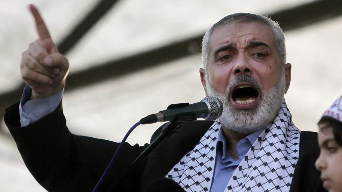 The Hamas leader's sisters live in Israel because they married members of Israel's Arab minority before the first Palestinian Intifada erupted in 1987. (File photo: AP)