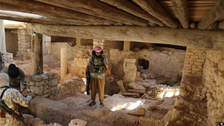 داعش نے شام میں قدیم کیتھولک خانقاہ مسمار کردی