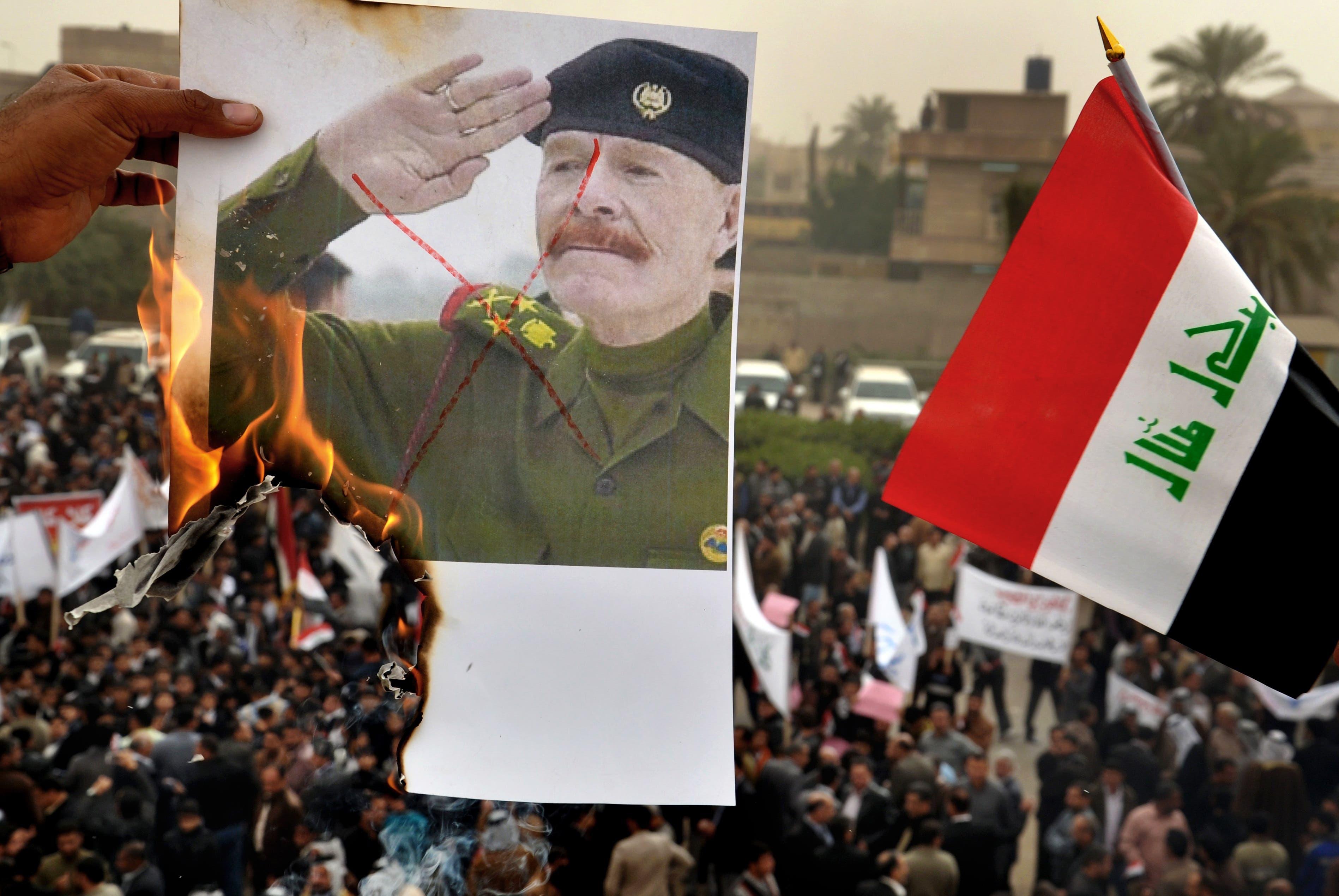 Where is Iraq's Baath party today? - Al Arabiya English