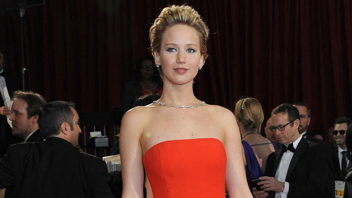Jennifer Lawrence topped a Forbes list on August 20, 2015, of the world's highest-paid actresses (AFP)