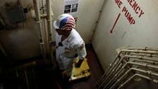 داعش کے اسلحے میں کیمیائی ایجنٹوں کی موجودگی کا سراغ