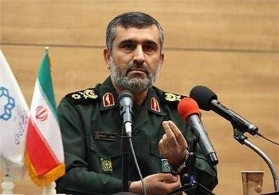 قائد القوة الجوية في الحرس الثوري الإيراني العميد أمير علي حاجي زاده