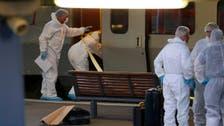 'Terrorist' gunman wounds 3 on Europe train