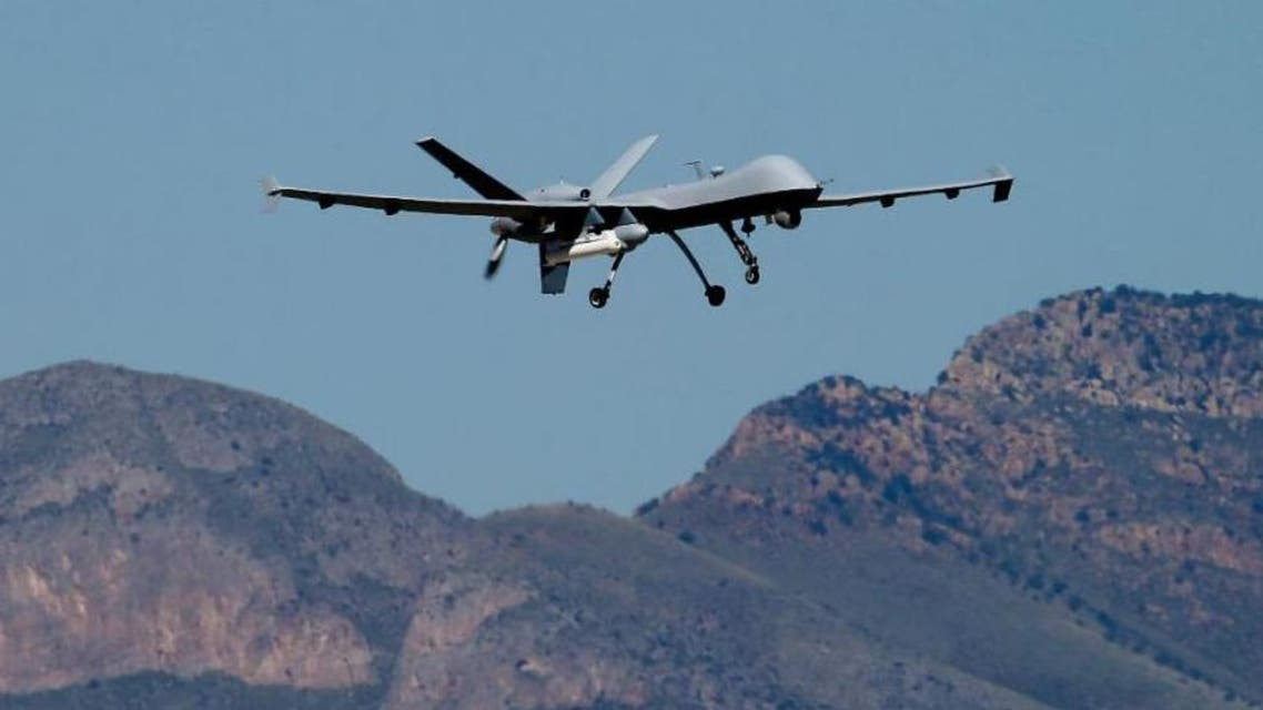 The United States is the only country known to operate armed drones over Yemen. (AP)