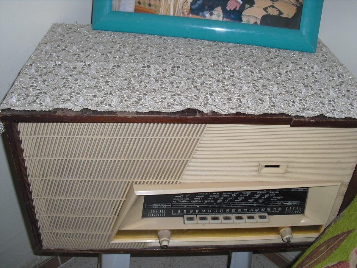 الراديو الذي أهداه بن بلة لوالده