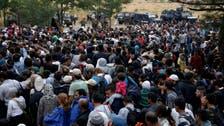 مفوضية أوروبا تتوقع وصول 3 آلاف لاجئ لمقدونيا يومياً