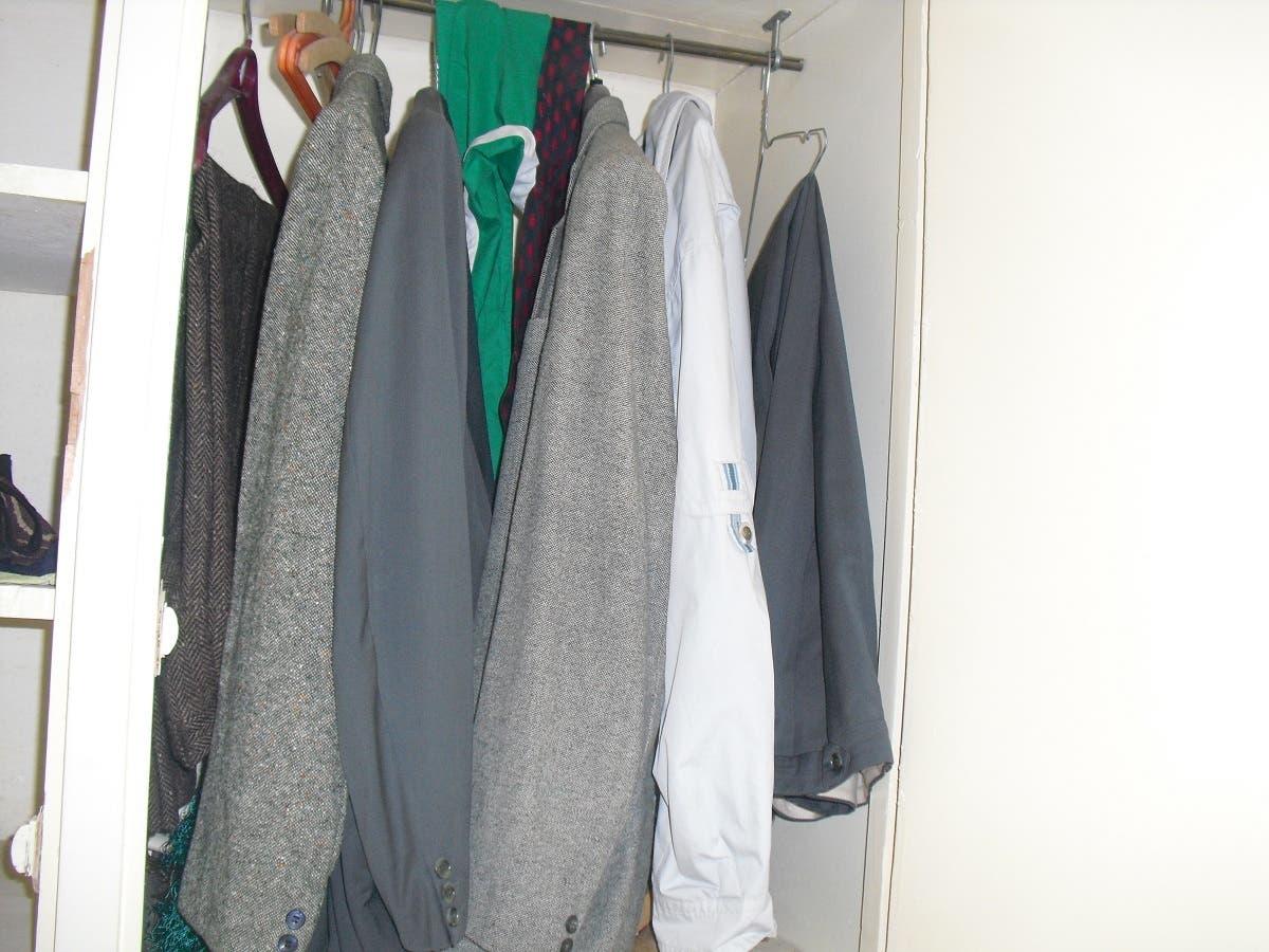 الملابس التي كان يرتديها الرئيس الجزائري أحمد بن بلة
