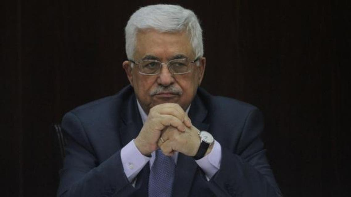 محمود عباس حدث