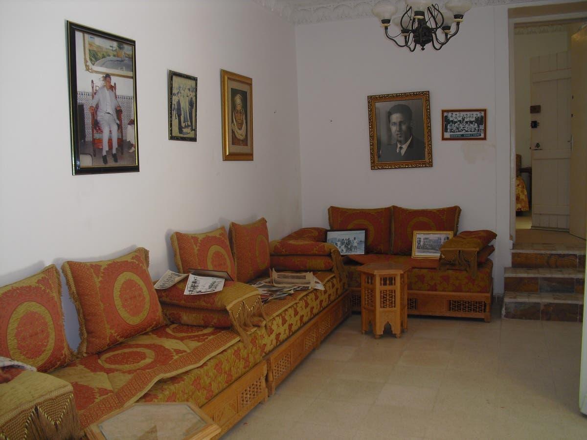غرفة ضيوف الرئيس الجزائري