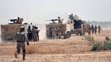 نشر آلاف الجنود شمال العراق تمهيداً لاستعادة الموصل