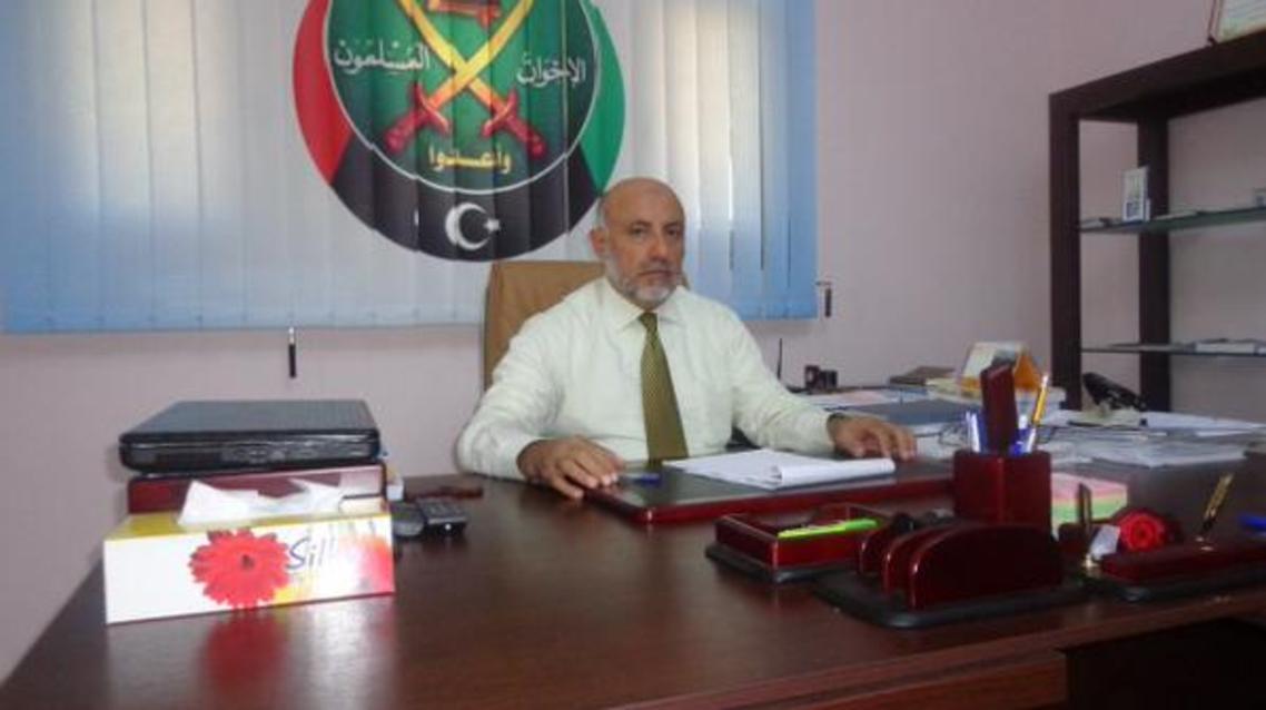 بشير الكبتي مرشد الإخوان في ليبيا