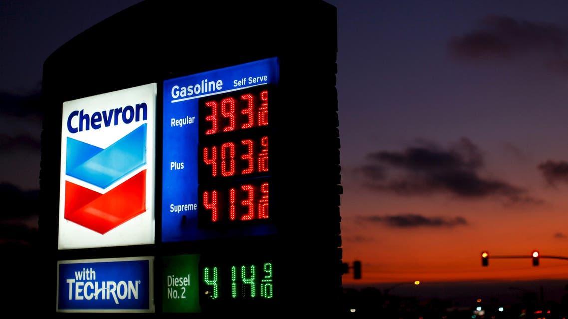 برنت النفط الخام الأميركي