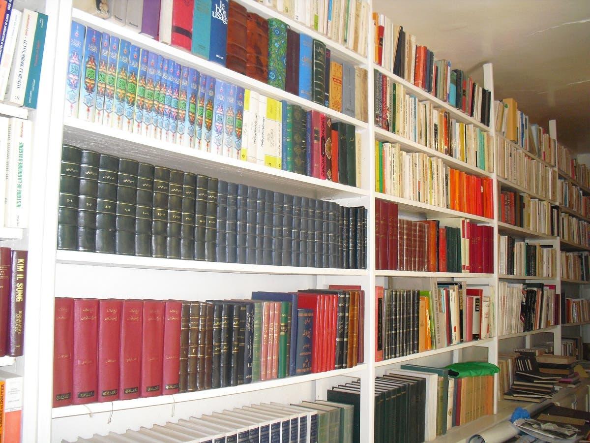 مكتبة الرئيس الجزائري