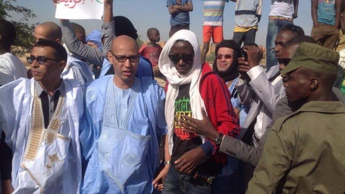 احتجاجات الموريتانيين على العبودية