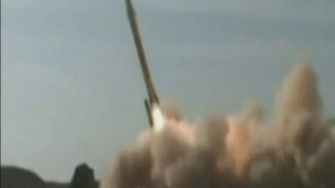 THUMBNAIL_ إيران تجري تجربة على صاروخ باليستي مداه 500 كيلومتر
