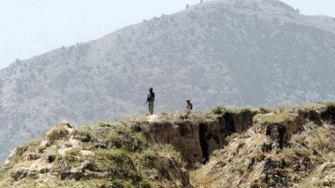 Pakistan Border Post