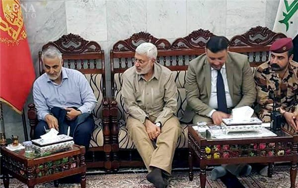 زيارة قاسم سليماني إلى العراق