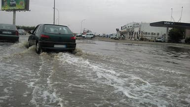 الأمطار تغمر أسواق عاصمة موريتانيا