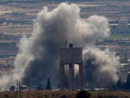 صاروخ أطلق من سوريا يسقط في المناطق المحتلة من الجولان
