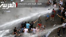 Lebanon's anti-trash clash