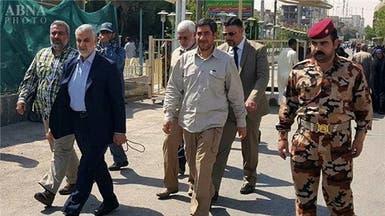سليماني في العراق لتهدئة الشارع وضمان سلامة المالكي