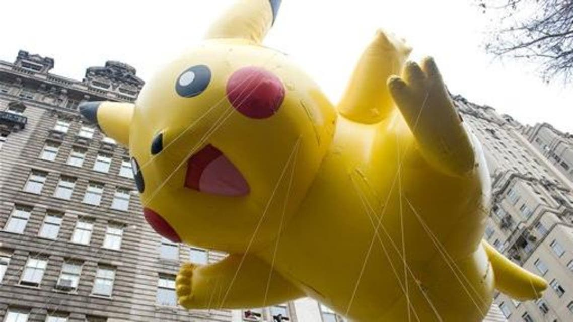 Pikachu is one of Pokemon's most popular characters. (File: AP)