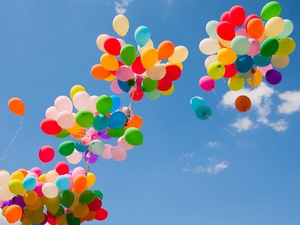 بالونات الفرح قد تحول المناسبات السعيدة إلى مآسي