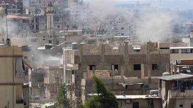 اشتباكات في عين الحلوة بين القوة الفلسطينية ومتطرفين