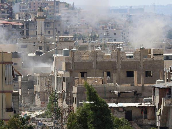 مقتل شخص في اشتباكات مخيم عين الحلوة الفلسطيني بلبنان