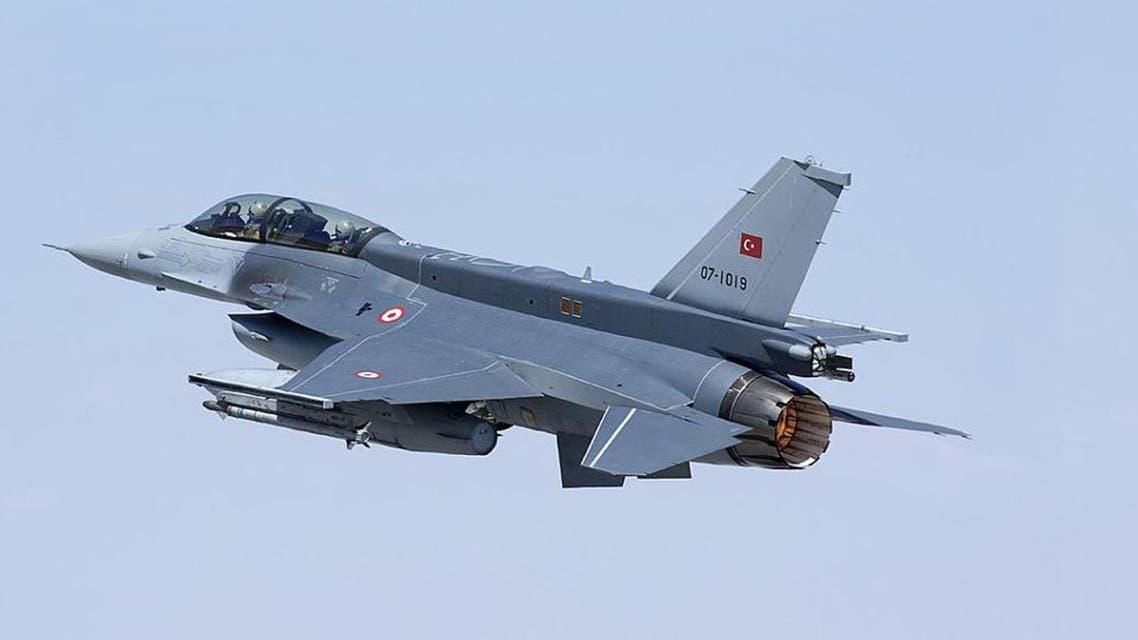 F16 سلاح الجو التركي تركيا طائرات طائرة الجيش التركي