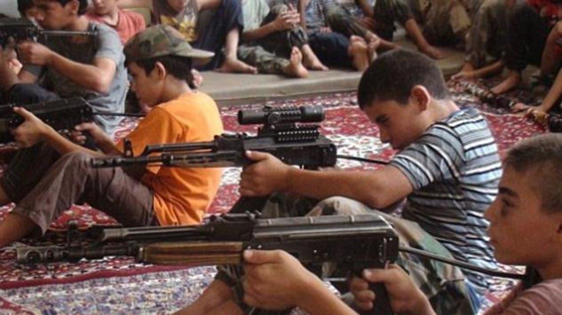 طفل داعشي أطفال داعش